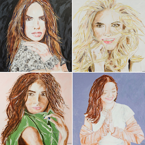 Portraits of top supermodels star in Aug. 29 auction benefiting Gates Philanthropy Partners