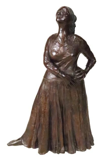 Harriet Frishmuth fountain
