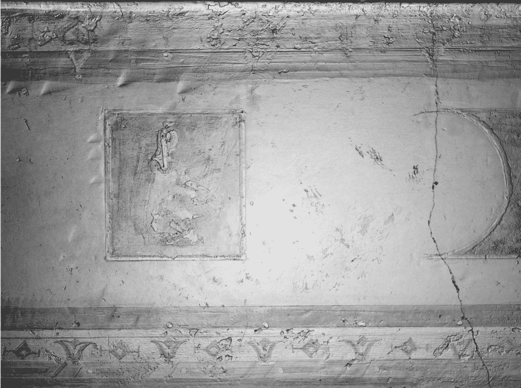 surface of paintings