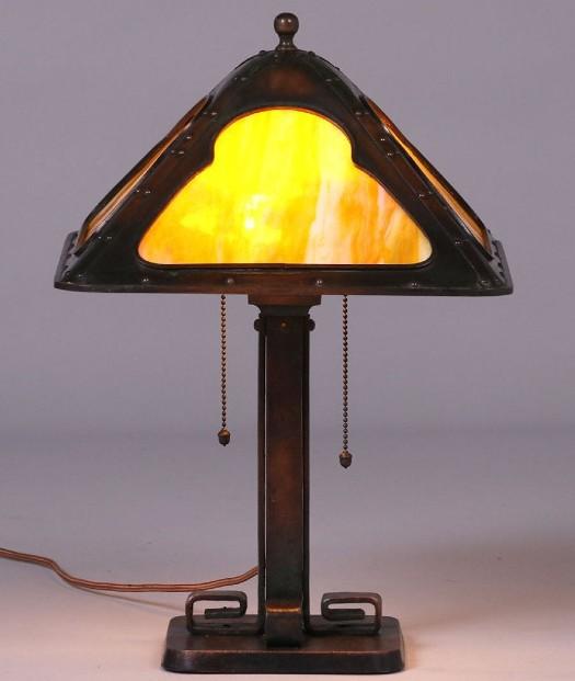 Prairie School lighting