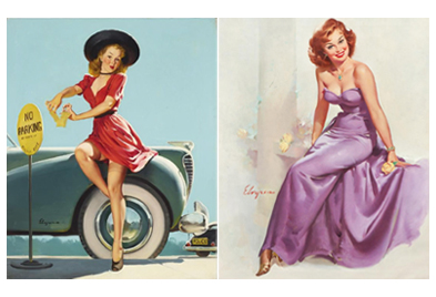 Gil Elvgren: king of the pinup artists