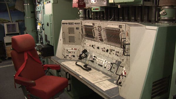 North Dakota missile site