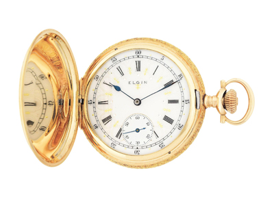 Elgin: an old brand still valued by watch collectors