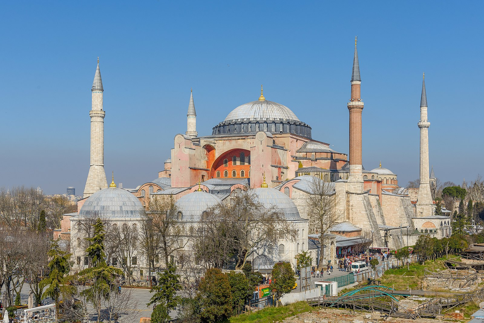 Orthodox church petitions UN over Istanbul's Hagia Sophia