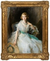 Guinness heir's portrait the toast of Ahlers & Ogletree auction