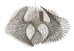 Ruth Asawa: drawing with wire