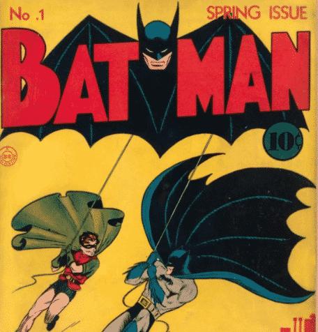Hake's presents rare comic books, original comic art, 1916 World Series button, Sept. 23-24