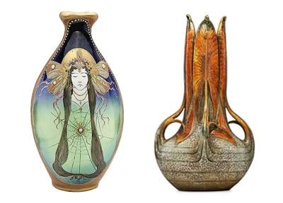 The many manifestations of Amphora porcelain