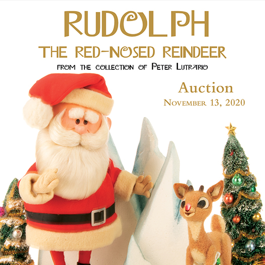 Santa, Rudolph figures sell for $368K at Profiles in History