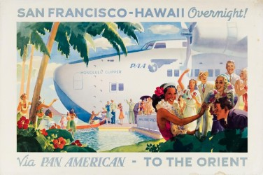 See the USA in Swann Galleries' travel poster sale Oct. 15