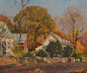 Salmagundi sale Oct. 16 taps works from club's archive