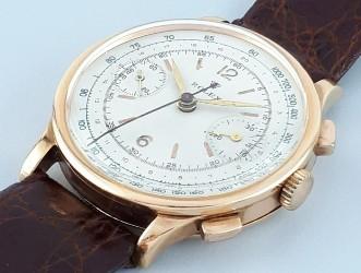 1938 Rolex front-runner in Jasper52 watch sale Oct. 20