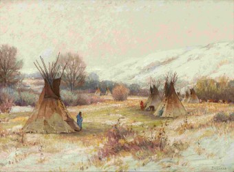 Top painters noted in Hindman Western art sale Oct. 29