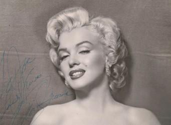 Marilyn Monroe starring in University Archives sale Nov. 11
