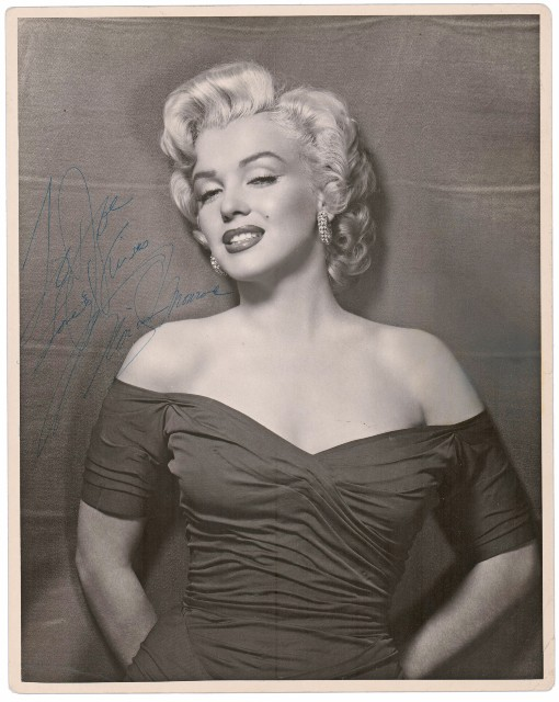 Marilyn Monroe starring