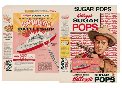 Cuckoo for vintage cereal boxes