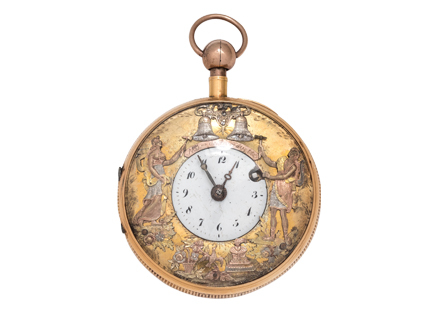 Hindman offers rare timepieces including minute repeaters, Oct. 6
