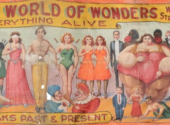 Gallery Report: Sideshow banner attracts $28K at Potter & Potter