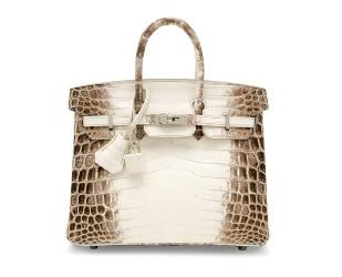 Christie's accessories sale stars Hermès handbags Nov. 17