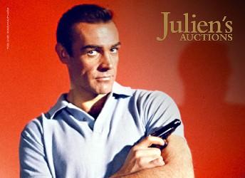 James Bond weapon stars in Julien's movie props sale Dec. 3