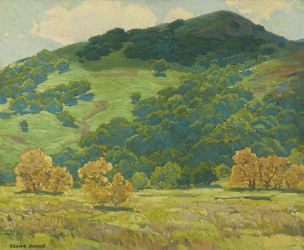 California landscapes achieve high prices at Moran's