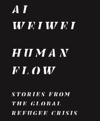 Ai Weiwei's book on refugee crisis to be published Dec. 1