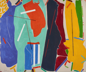 Capsule Auctions mounts 69-lot modern art sale Dec. 2