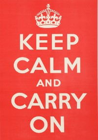 Sworders to offer 'Keep Calm and Carry On' poster Dec. 15
