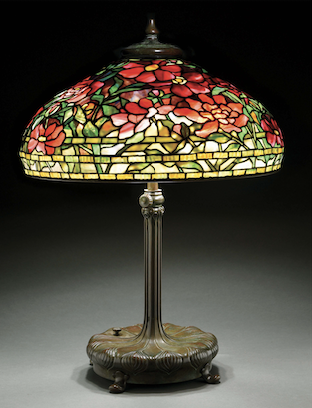 Morphy's Dec. 8-10 auction dazzles with Tiffany lamps, magnificent jewels & watches