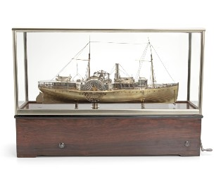 Model ship sails to $50K at Moran's Traditional Collector sale