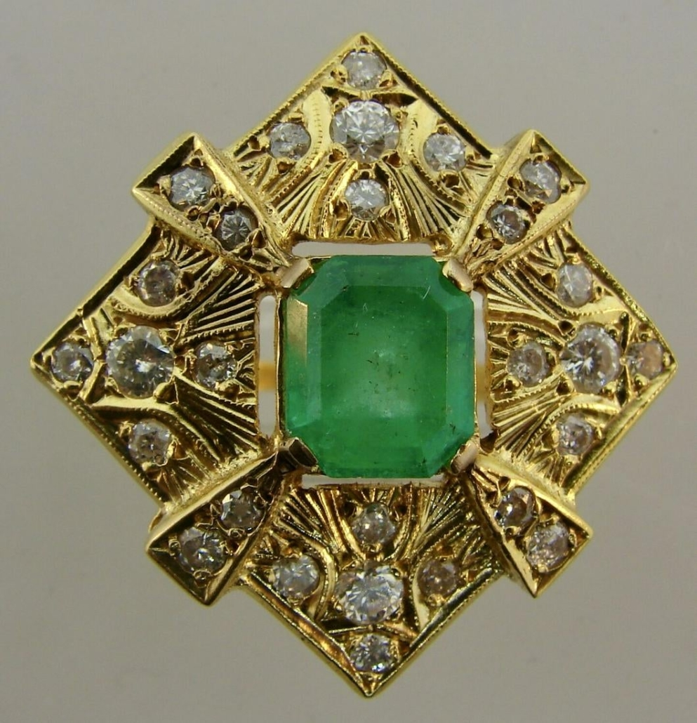 estate and designer jewelry