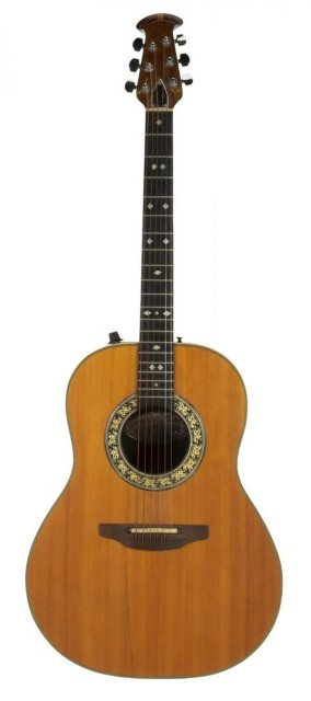 Eddie Van Halen guitar
