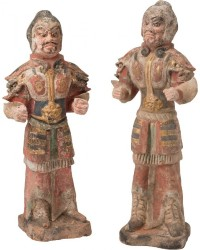 Ancient figures stand out in Heritage Asian art auction Dec. 11
