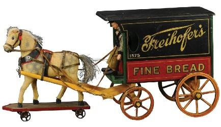Holiday antiques, toys top Bertoia's $2.3M marathon sale