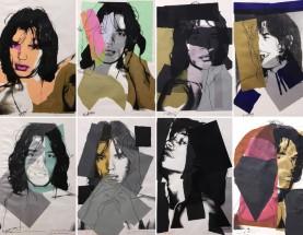 Deciphering the language of art prints