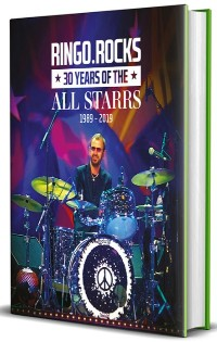New book chronicles 30 years of Ringo's All Starrs
