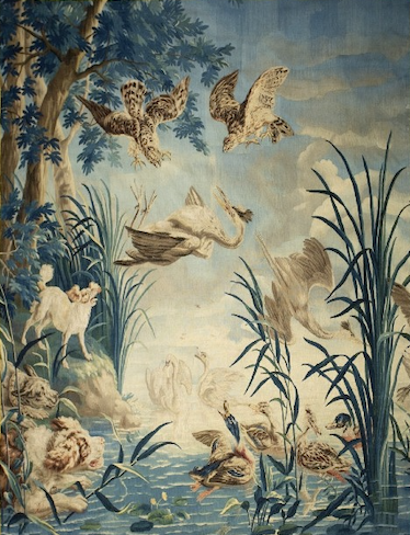 Aubusson tapestries, carpets starring in Heritage sale Dec. 4