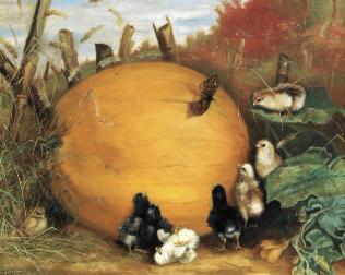 Ben Austrian: painter with a fondness for fowl