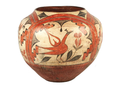 A tenderfoot's intro to Native American pottery