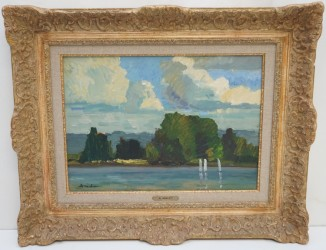 Impressionists featured at Charleston Estate Auctions Jan. 31