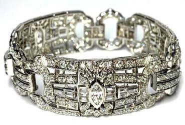 Diamond bracelets bound for to top spots in Neue jewelry sale Feb. 6