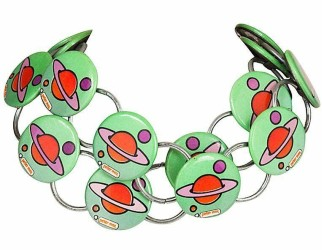 Peter Max jewelry featured in Jasper52 auction Feb. 3