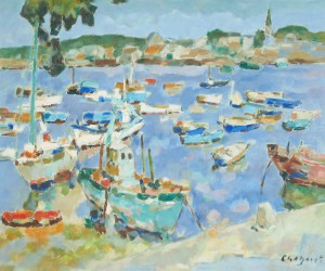 Capsule Auctions presents array of fine art Jan. 21
