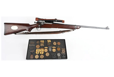 Milestone to auction historically important, fresh-to-market firearms, Jan. 30