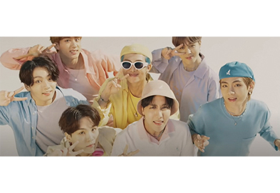 Pop supergroup BTS donates video outfits to MusiCares charity auction