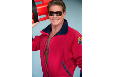 David Hasselhoff personal show business archive headed to auction, Jan. 23