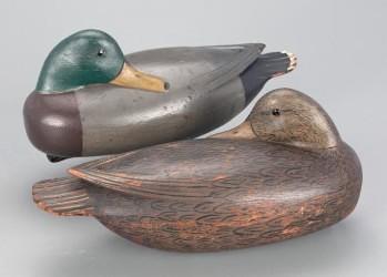 The Hot Bid: Heisler's decoy pair attracting more than ducks