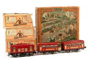 Turner Auctions + Appraisals to fast-track model trains March 6