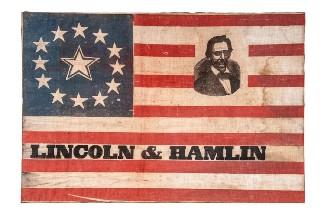 Political memorabilia collectors back Abraham Lincoln