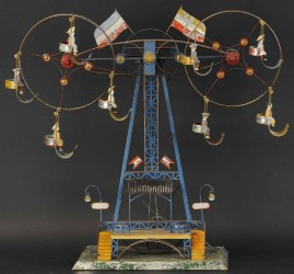 The Hot Bid: double Ferris wheel toy could turn $15,000